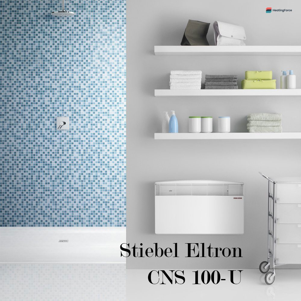 Stiebel Eltron CNS 100-U electric wall heater