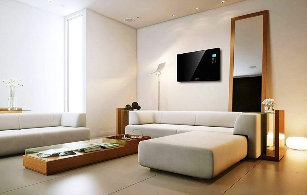 Wärme Designer Electric Wall Heater Low Energy Panel Heater Radiator