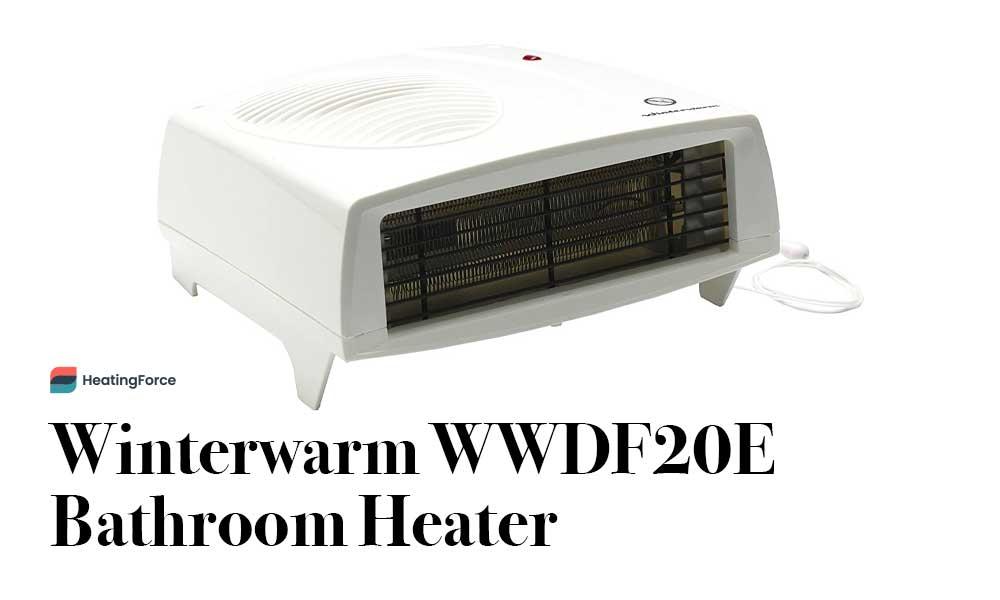 Winterwarm WWDF20E Bathroom Heater