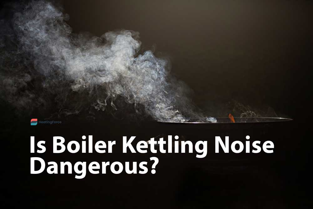 Boiler kettling noise - How dangerous is it?