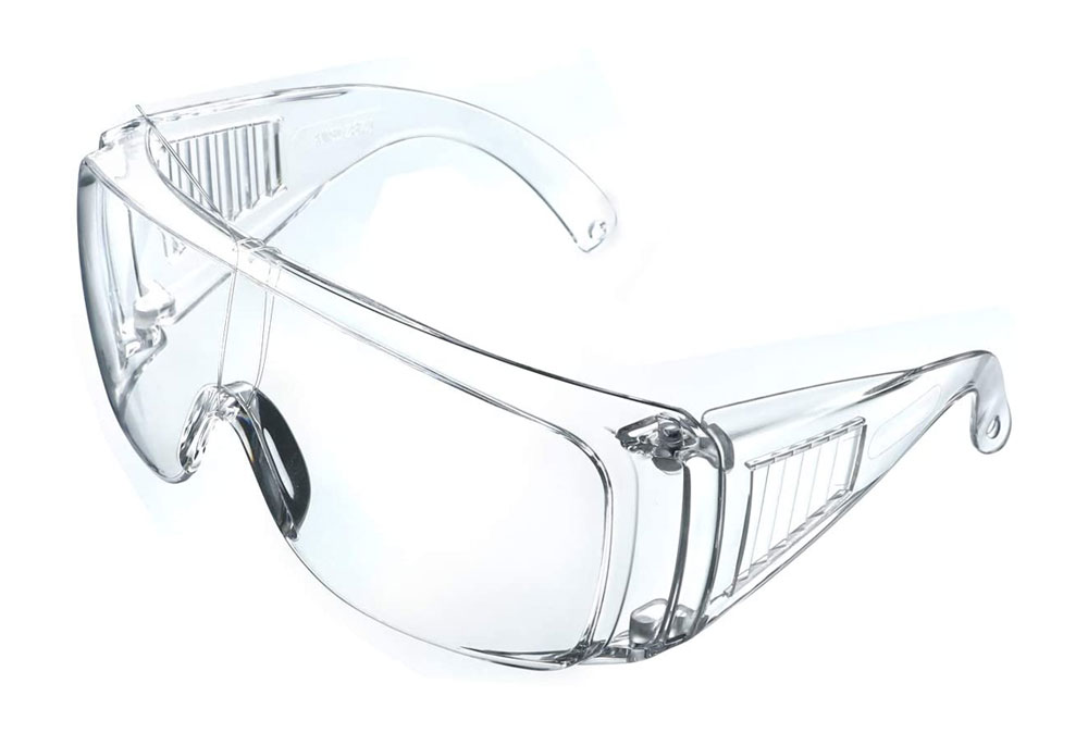 NASUM Industrial Goggles Anti Fog and Anti Scratch Spectacles Glasses