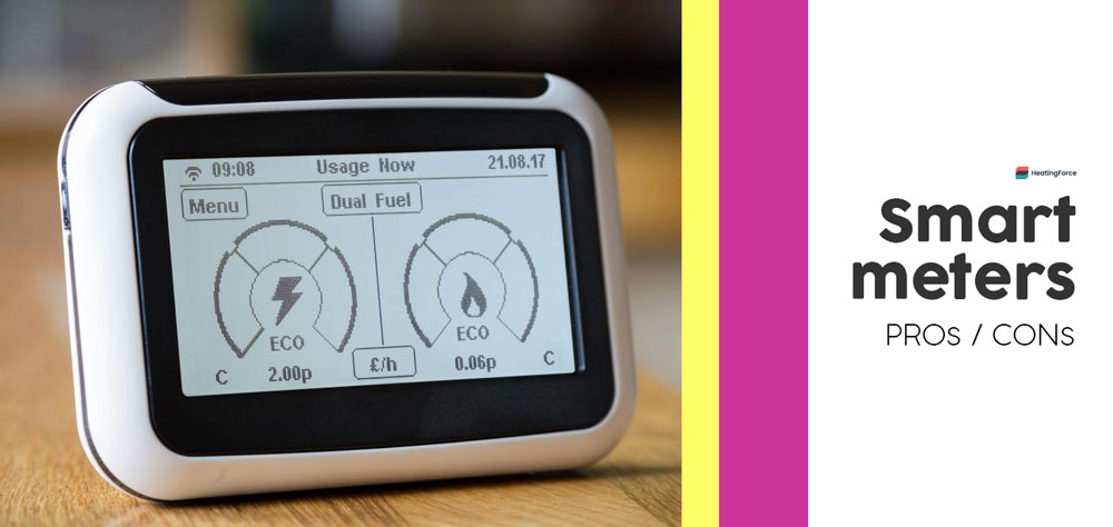 Smart meters - pros and cons
