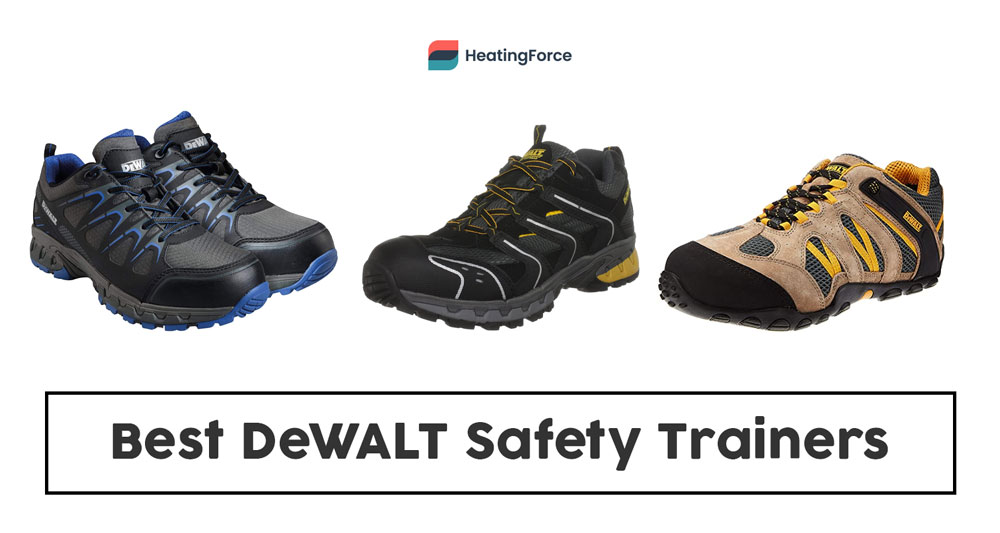 DeWALT Safety Trainers UK