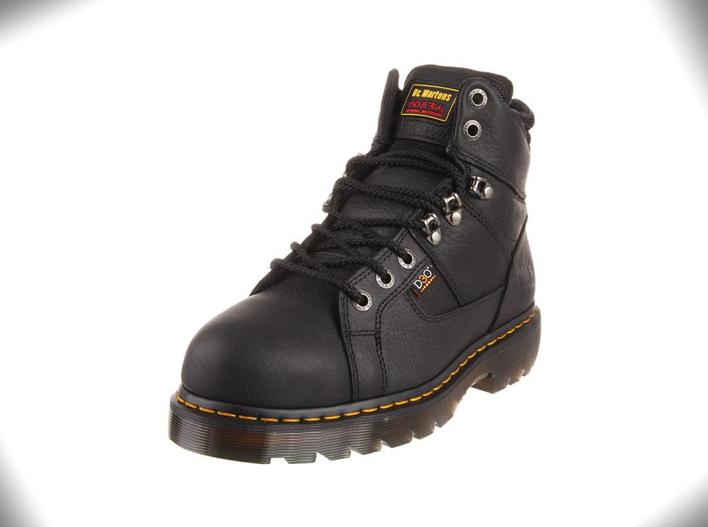 Dr. Martens R14403 Ironbridge Steel Toe Work Boots