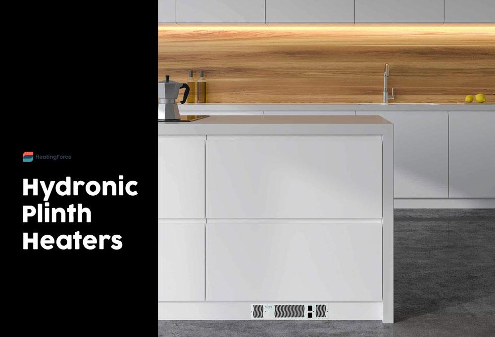 Hydronic Plinth Heaters