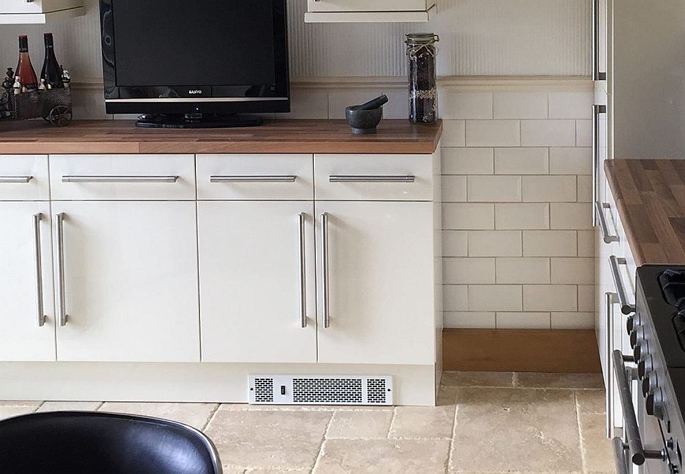 KPH-1500Classic - Kitchen Plinth heater - Central Heating - Hydronic - 1.5kW