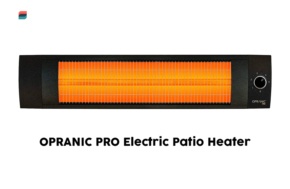 OPRANIC PRO Electric Patio Heater