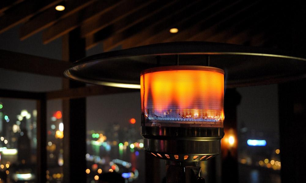 Glow Warm Patio Heater