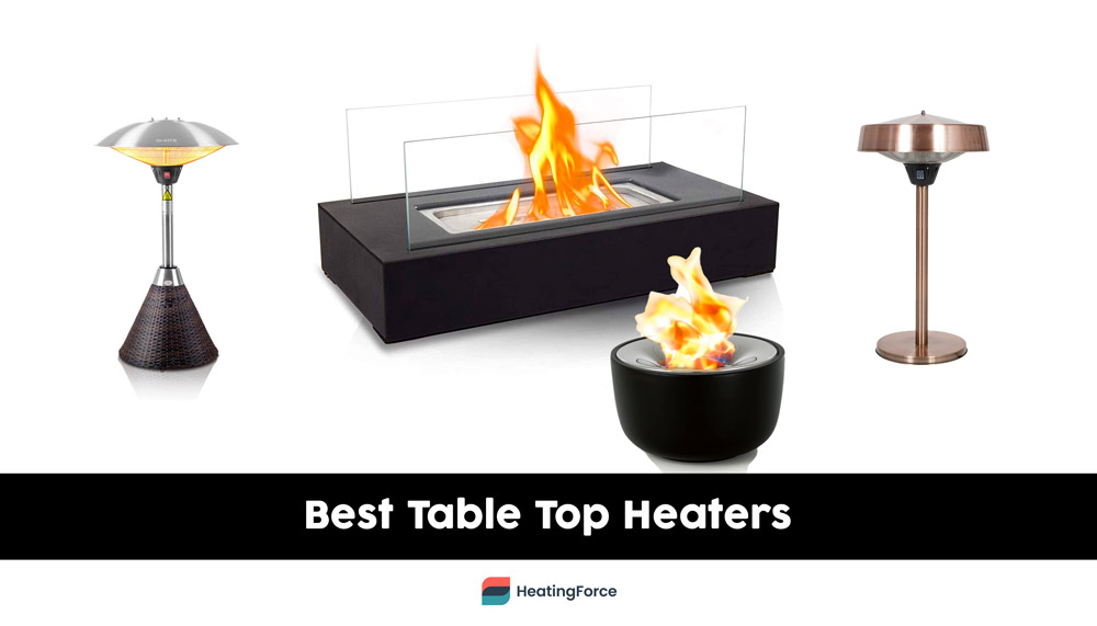 Best table top heater
