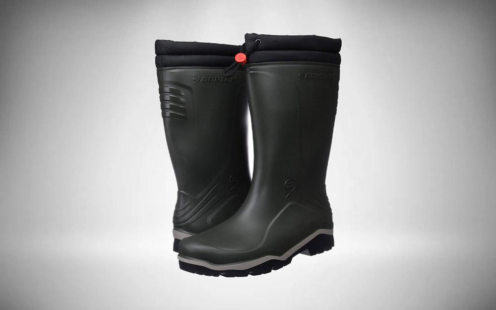 Dunlop Protective Footwear- Blizzard Wellington Boots