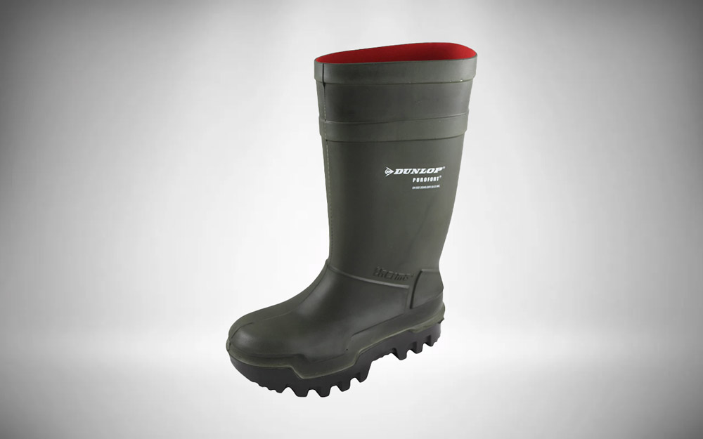 Dunlop Purofort Thermo Safety Wellington Boots insulated