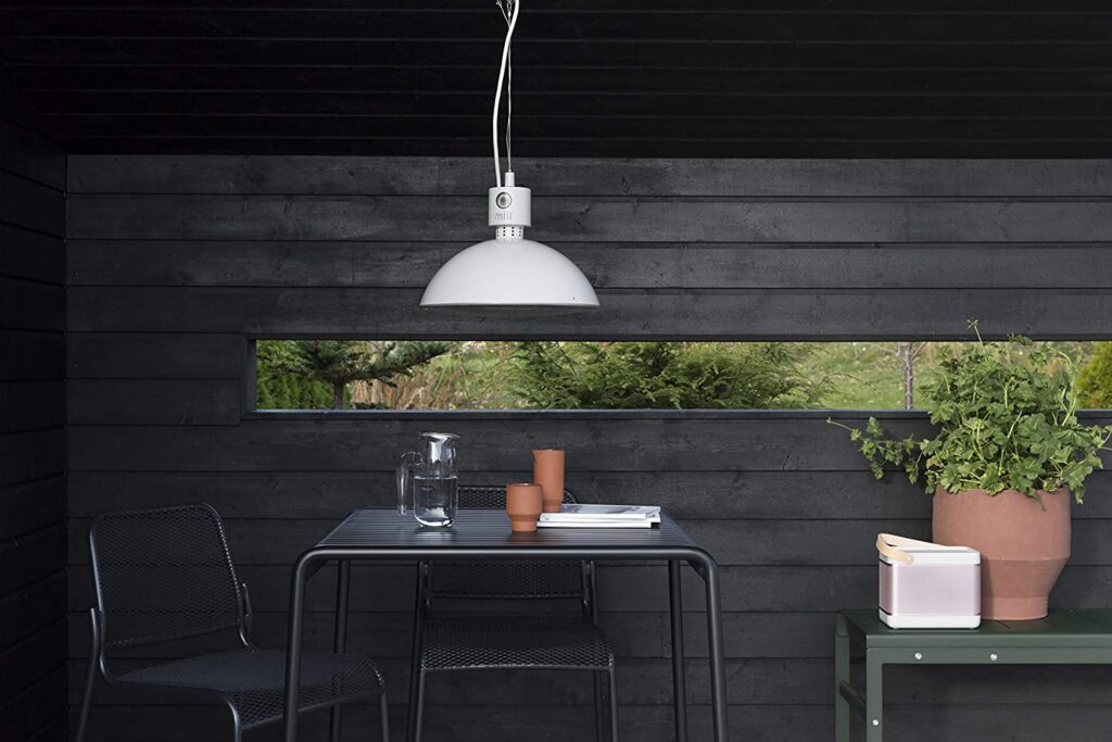 Mill 99499 Hanging Carbon Patio Heater