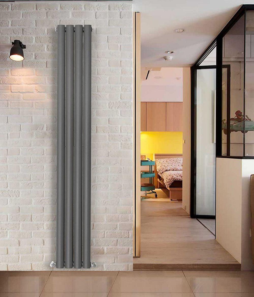 NRG Vertical Oval Column Radiator