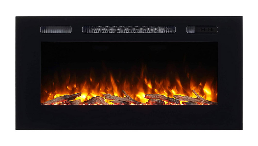Hawnby Recessed Electric Fire E140R