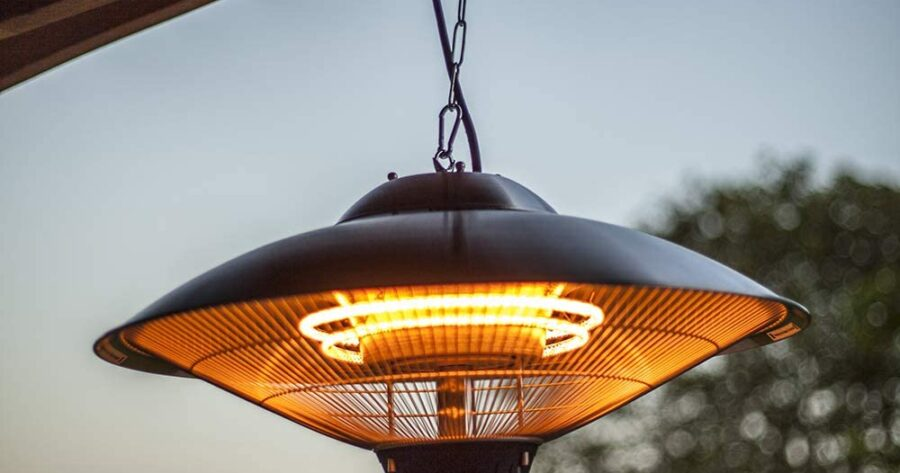 The Best Hanging Patio Heater in 2021 (Reviews)