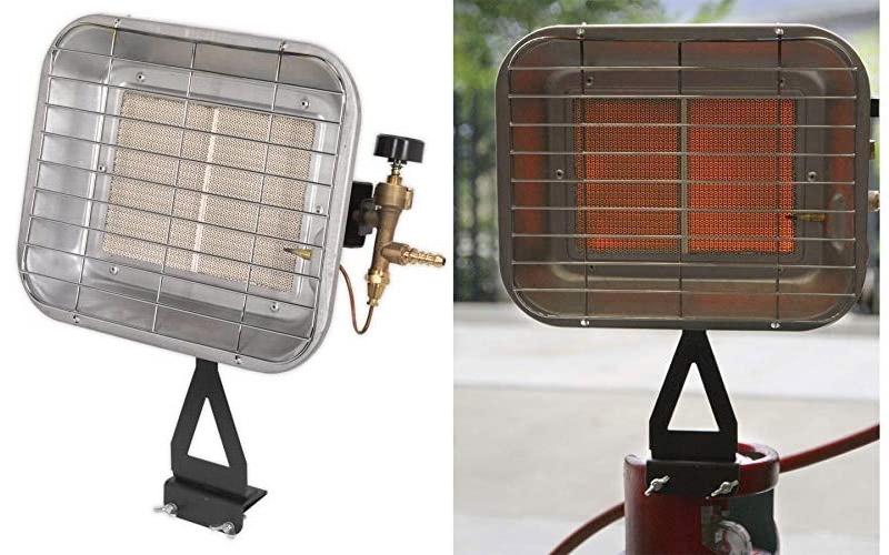Sealey LP13 Bottle Mounting Space Warmer Propane Heater