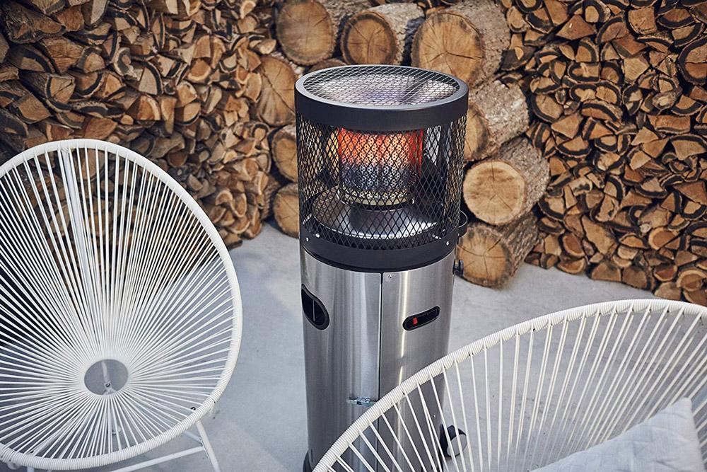 Small Patio Heater