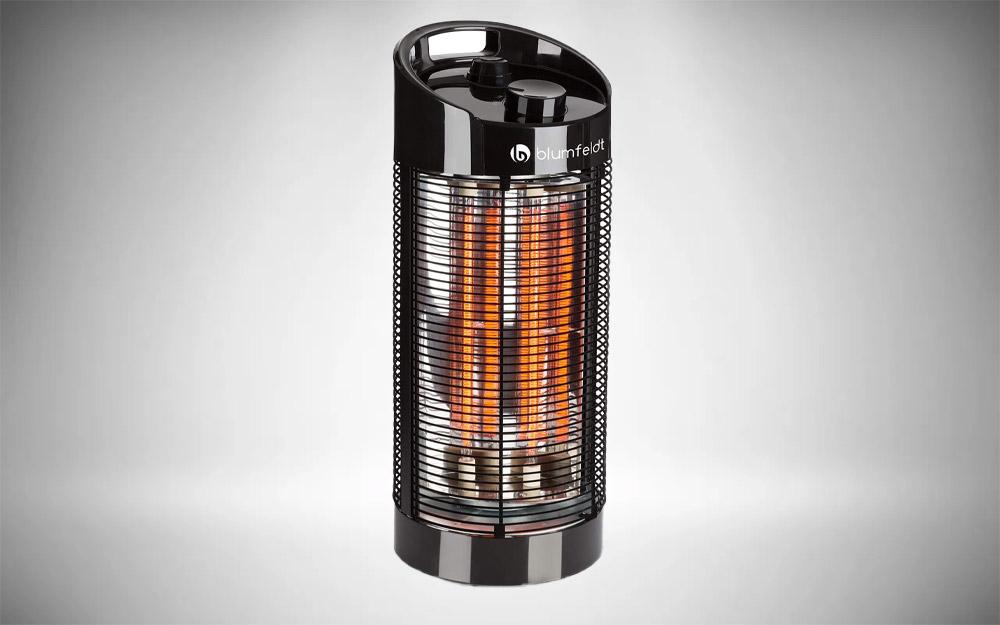 blumfeldt Heat Guru 360 - Infrared Heater