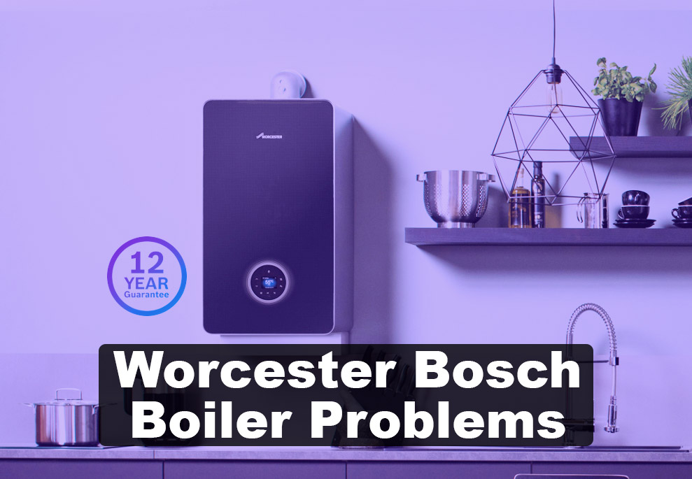 Worcester boilers problems